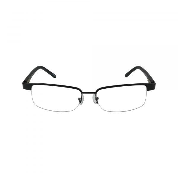 Fregossi Black 553 - Eyeglasses - Front