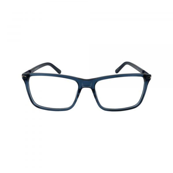 Claiborne Blue 318 - Eyeglasses - Front
