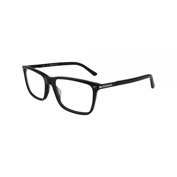 Claiborne Black 318 - Eyeglasses - Left
