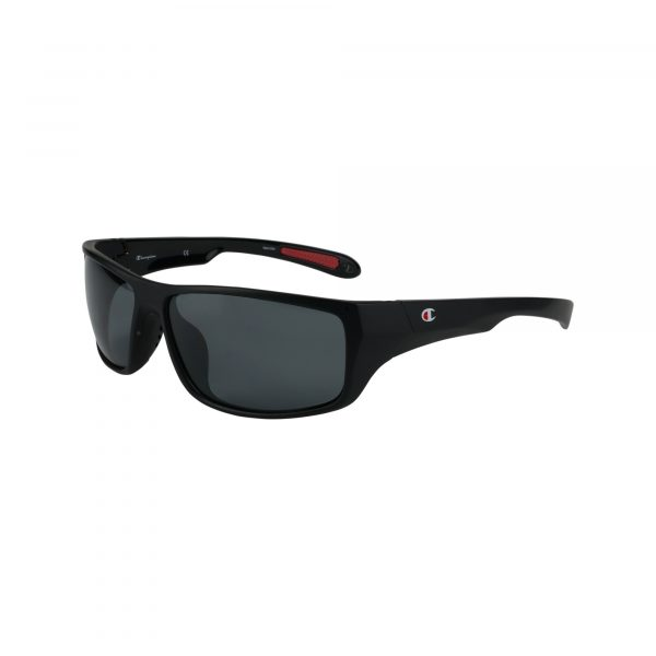 Champion Black Cu6016 - Sunglasses - Left