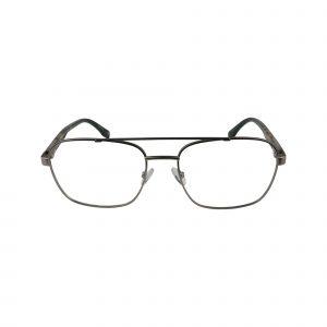 Banana Republic Gunmetal Dax - Eyeglasses - Front