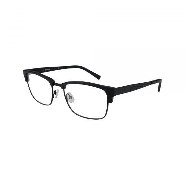 Claiborne Black 247 - Eyeglasses - Left
