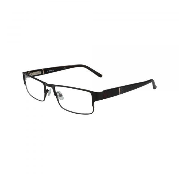 Claiborne Brown Smoke 204 - Eyeglasses - Left