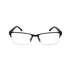 Claiborne Black 226 - Eyeglasses - Front