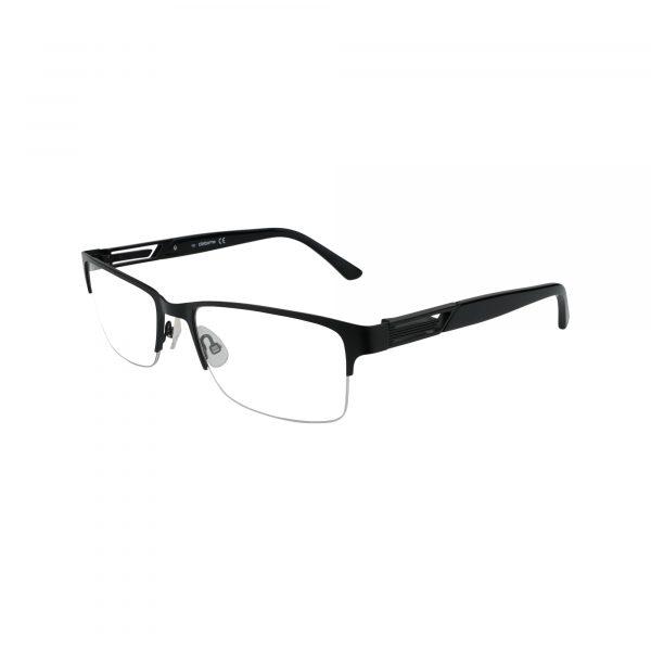 Claiborne Black 226 - Eyeglasses - Left