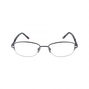 Fleur De Lis Purple L122 - Eyeglasses - Front