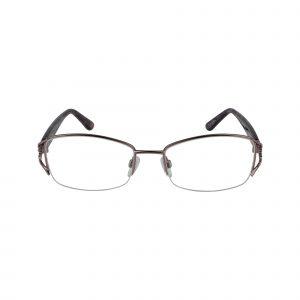 Fleur De Lis Pink L118 - Eyeglasses - Front