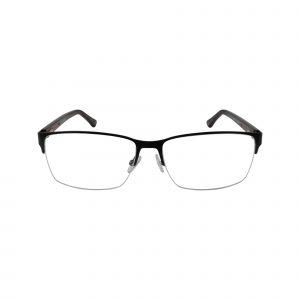 Hackett Black HEK 1203 - Eyeglasses - Front