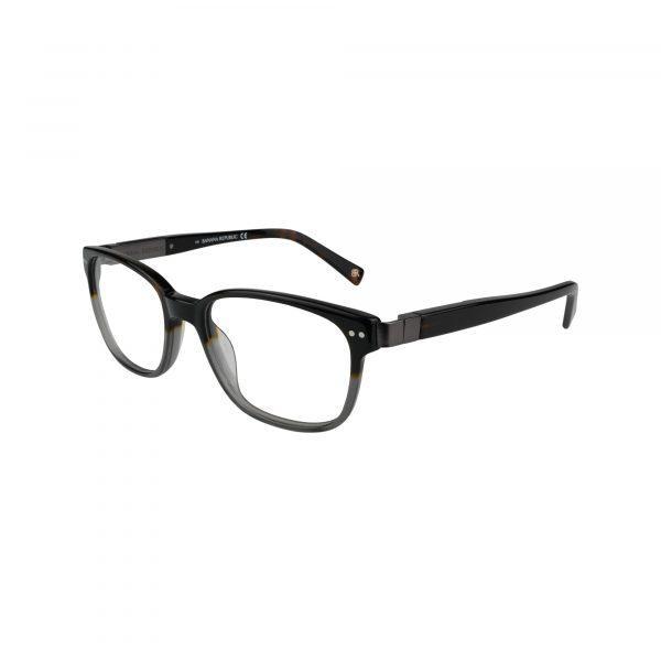 Banana Republic Tortoise Grey Crystal Dexter - Eyeglasses - Left