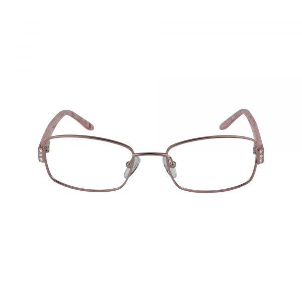 Fleur De Lis Pink L120 - Eyeglasses - Front