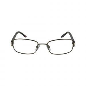 Fleur De Lis Brown L120 - Eyeglasses - Front
