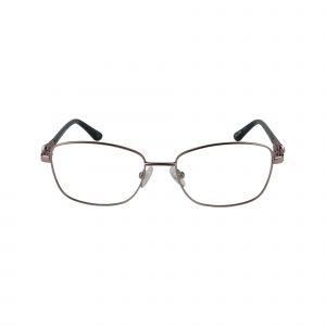 Fleur De Lis Pink L124 - Eyeglasses - Front