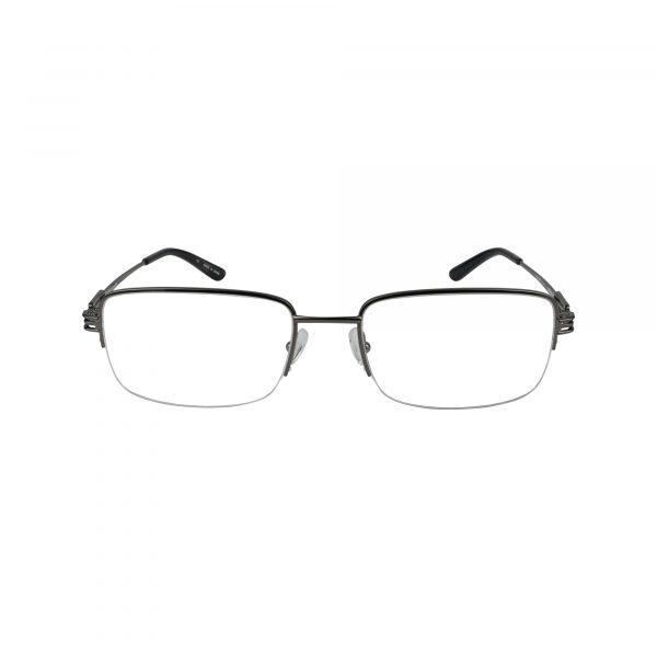 Bulova Gunmetal Twist Overbrook - Eyeglasses - Front