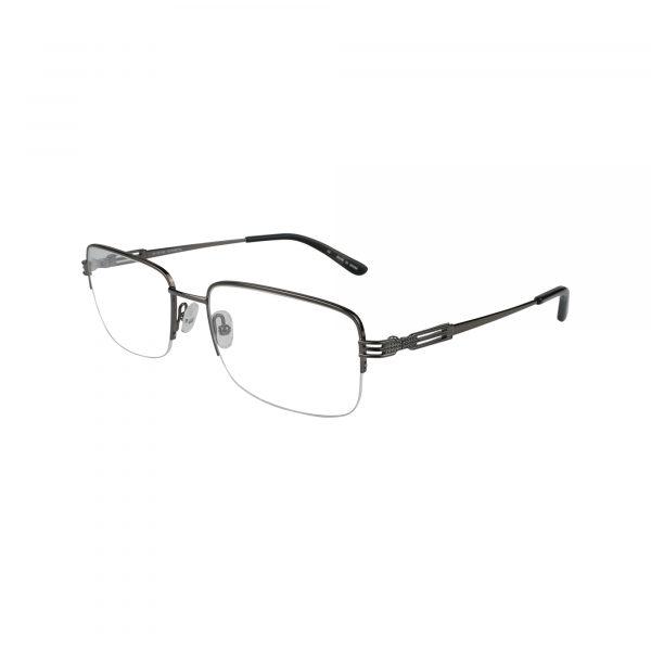 Bulova Gunmetal Twist Overbrook - Eyeglasses - Left