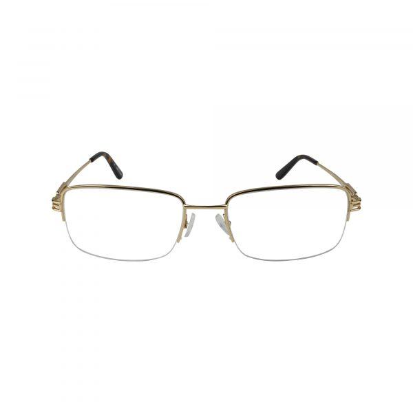 Bulova Gold Twist Overbrook - Eyeglasses - Front