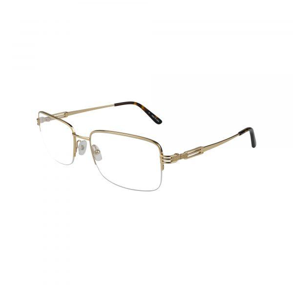 Bulova Gold Twist Overbrook - Eyeglasses - Left