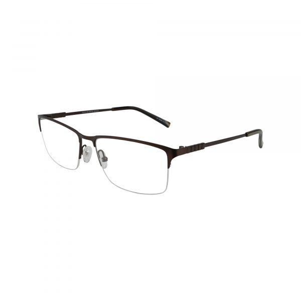 Bulova Brown Twist Punta Cana - Eyeglasses - Left