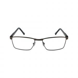 Bulova Gunmetal Lonnie - Eyeglasses - Front