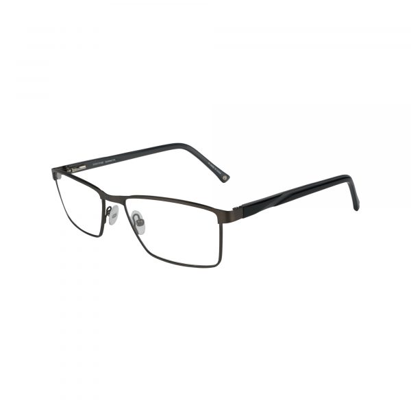 Bulova Gunmetal Lonnie - Eyeglasses - Left