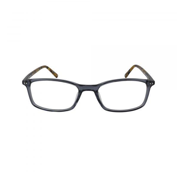 Bulova Grey Bushwick - Eyeglasses - Front