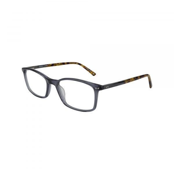 Bulova Grey Bushwick - Eyeglasses - Left