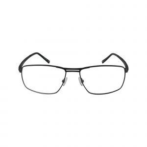 Bulova Black Senagal - Eyeglasses - Front