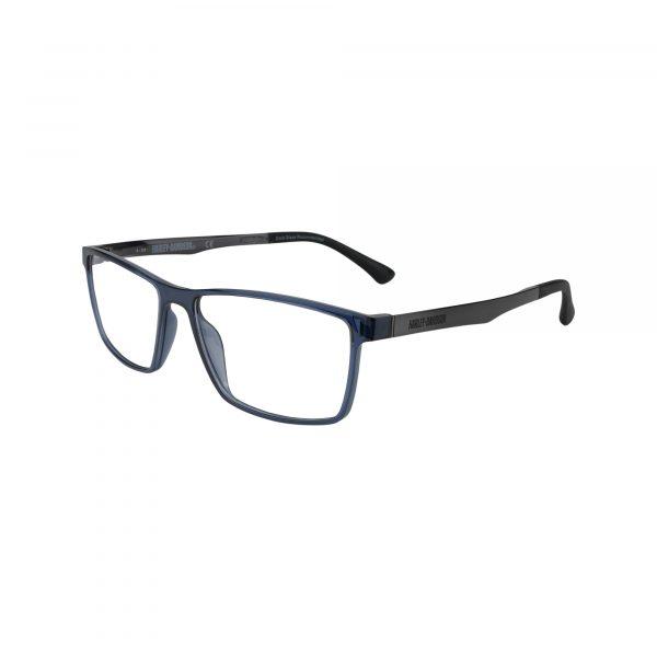 Harley Davidson Gunmetal 794 - Eyeglasses - Left