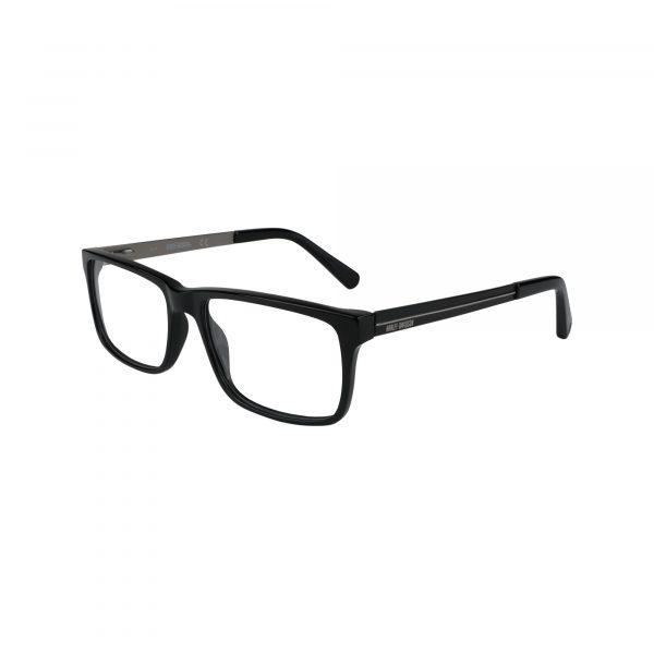 Harley Davidson Black 752 - Eyeglasses - Left