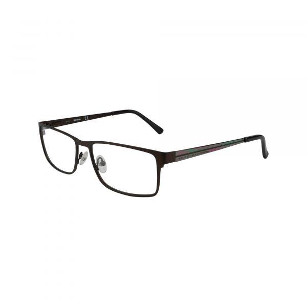 Harley Davidson Brown 722 - Eyeglasses - Left