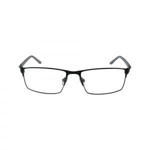 Bulova Bulova Burbank Black Eyeglasses - Eyeglasses - Front