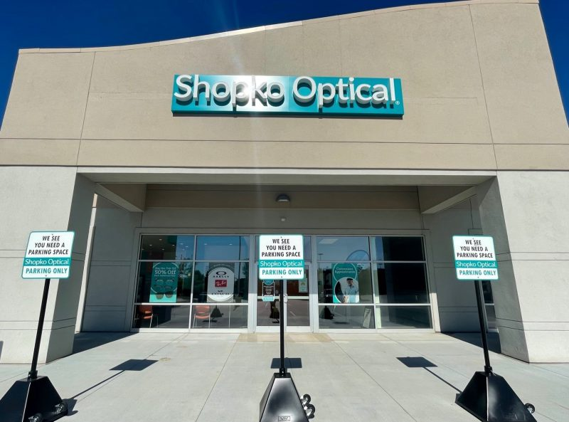 storefront 234 -Papillion Shopko Optical