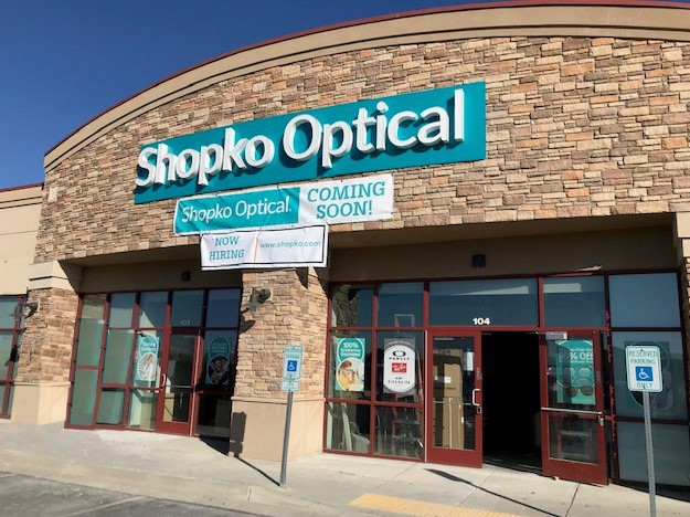 storefront 240 -Centerville Shopko Optical