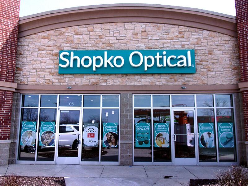 Shopko Optical - Hartford