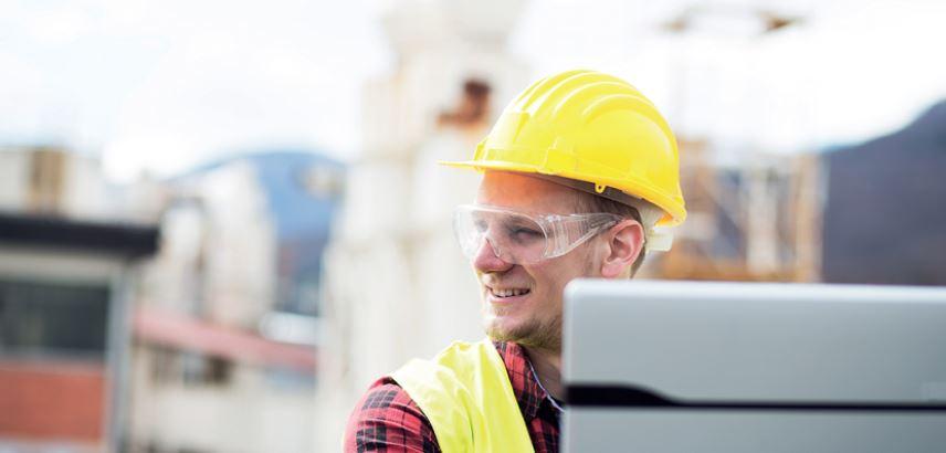 Modern Home Builders - safety eyewear