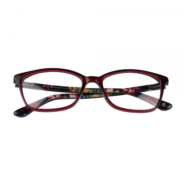 Joules Red JO3019 - Eyeglasses - Folded