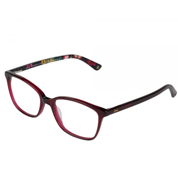 Joules Red JO3019 - Eyeglasses - Left