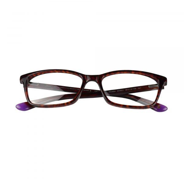 Joules Red Tortoise JO3021 - Eyeglasses - Folded