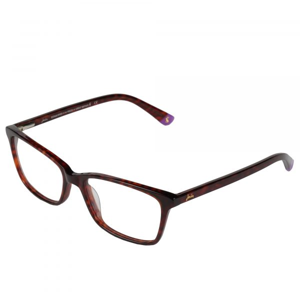Joules Red Tortoise JO3021 - Eyeglasses - Left