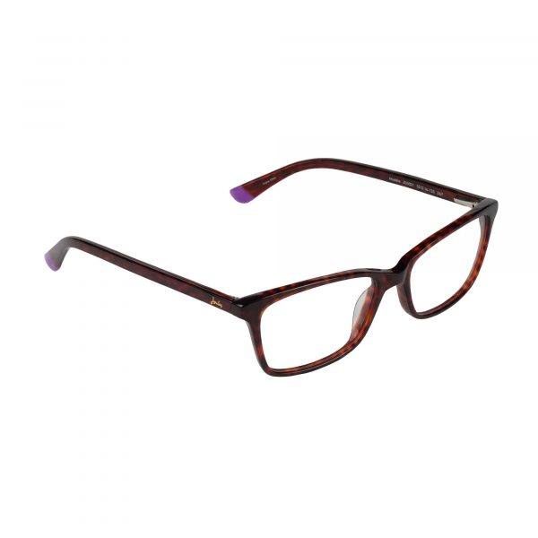 Joules Red Tortoise JO3021 - Eyeglasses - Right