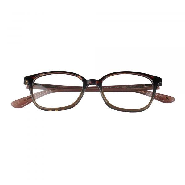 Joules Brown Tortoise JO3049 - Eyeglasses - Folded