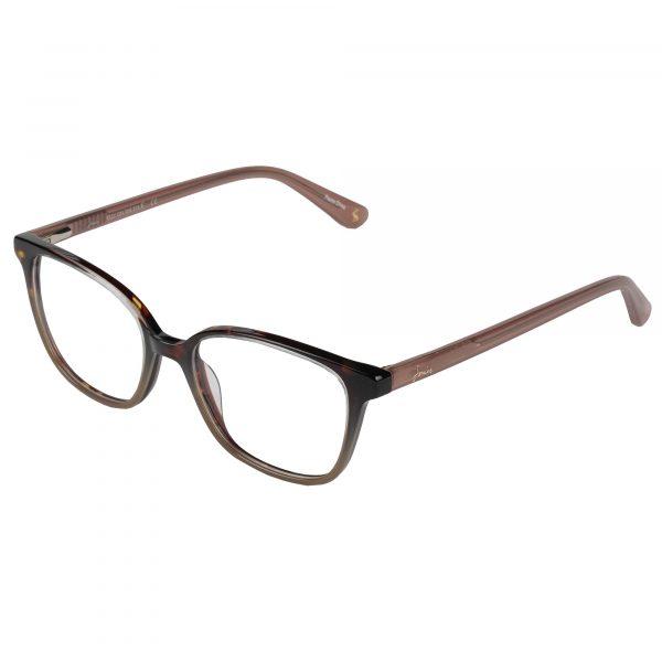 Joules Brown Tortoise JO3049 - Eyeglasses - Left