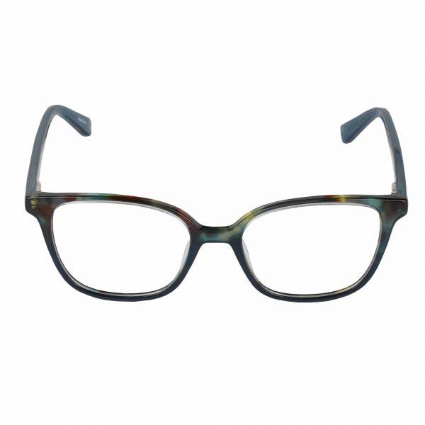 Joules Blue Tortoise JO3049 - Eyeglasses - Front