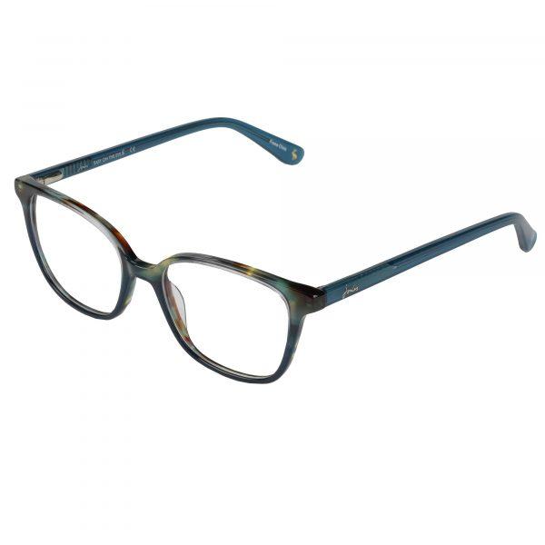 Joules Blue Tortoise JO3049 - Eyeglasses - Left