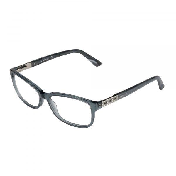 Swarovski Grey 5155 - Eyeglasses - Left