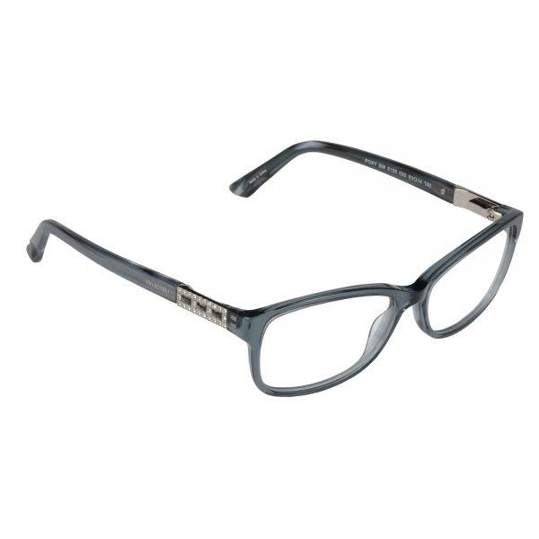 Swarovski Grey 5155 - Eyeglasses - Right