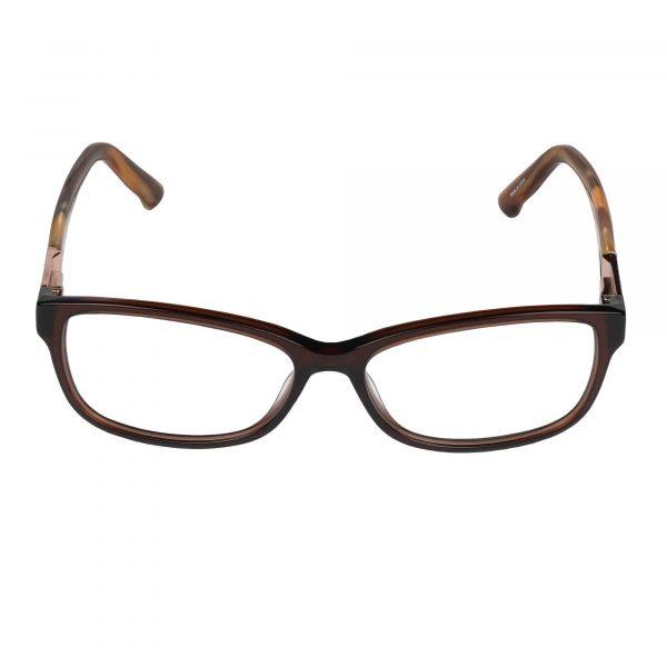 Swarovski Light Brown 5155 - Eyeglasses - Front