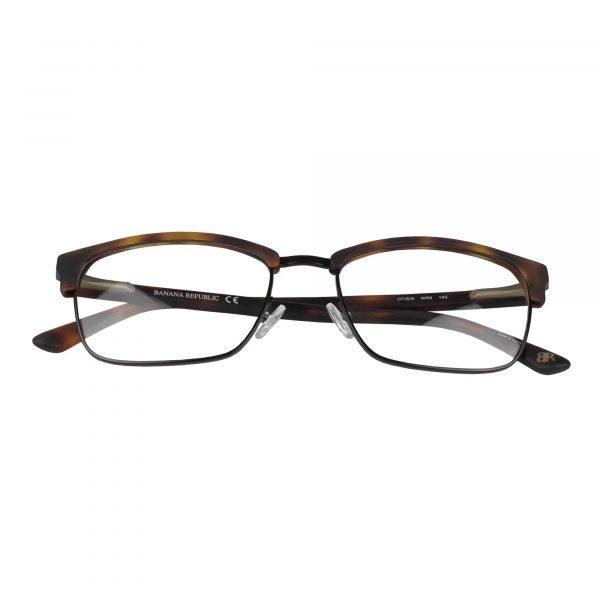 Banana Republic Brown Havana - Eyeglasses - Folded