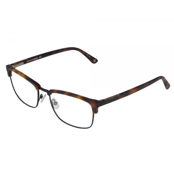 Banana Republic Brown Havana - Eyeglasses - Left
