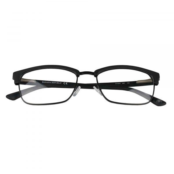 Banana Republic Black Otis - Eyeglasses - Folded