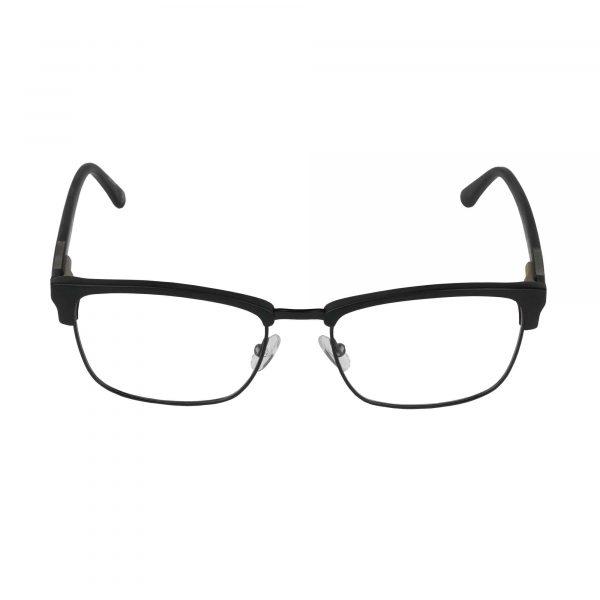 Banana Republic Black Otis - Eyeglasses - Front